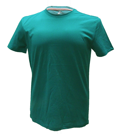 Cotton RN Turquoise Green